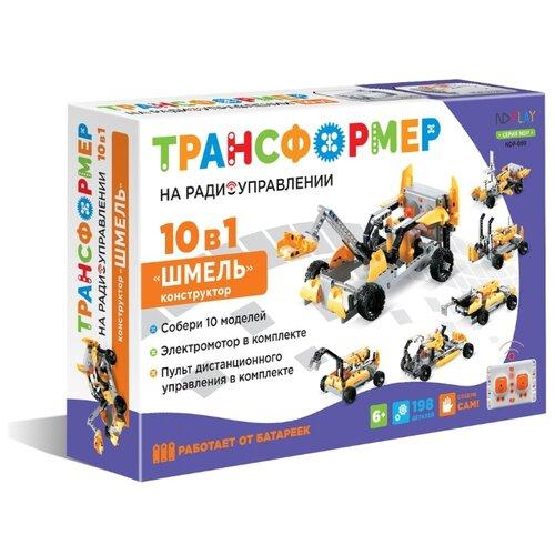 Купить Винтовой конструктор ND Play Трансформер 284386 Шемль 10 в 1, Конструкторы