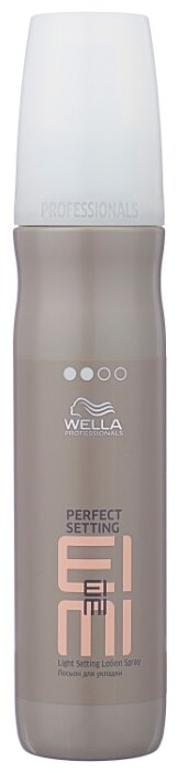 Wella Professionals EIMI лосьон для укладки Perfect