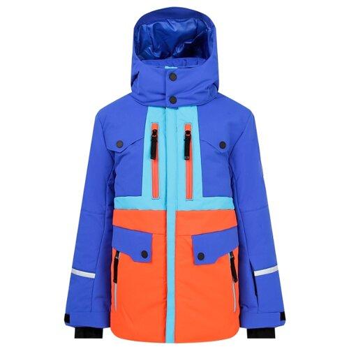 Фото - Куртка Poivre Blanc размер 128, true blue/multi куртка poivre blanc размер 128 true blue multi