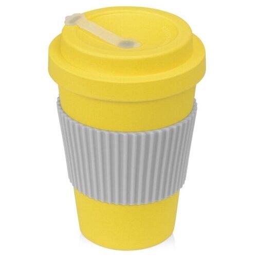 Термокружка Oasis Muffin, 0.45 л желтый