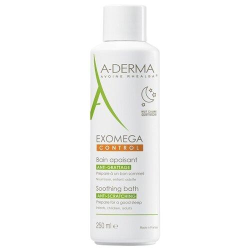 A-Derma Смягчающее средство для ванны Exomega Control, 250 мл derma косметика