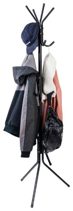 Купить Вешалка для одежды 12 крючков 55х170 см EL Casa по низкой цене с доставкой из Яндекс.Маркета (бывший Беру)