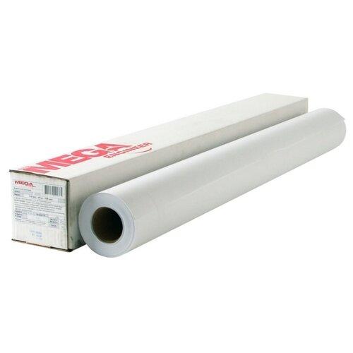 Фото - Бумага широкоформатная ProMEGA Bright white, 120 г, 914 мм*30 м, внутренний диаметр втулки 50,8 мм бумага brauberg 914 мм 110622 120 г м2 30 м