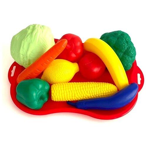 Купить Набор продуктов Leader №4 MT3792 разноцветный, Игрушечная еда и посуда