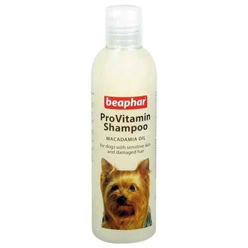 Шампунь Beaphar ProVitamin Shampoo Macadamia Oil для чувствительной кожи собак 250 мл gosh macadamia oil shampoo