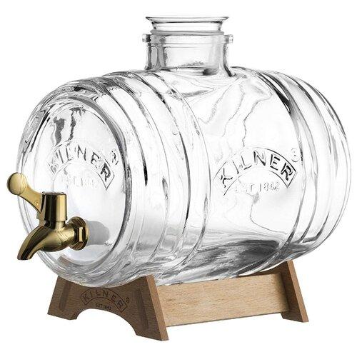 Диспенсер для напитков Kilner 0025.896 бесцветный