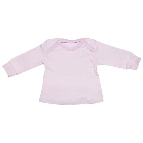 Купить Лонгслив Клякса размер 22-74, розовый, Футболки и рубашки
