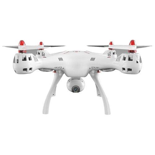 Квадрокоптер Syma X8SW-D белый syma x8sw d