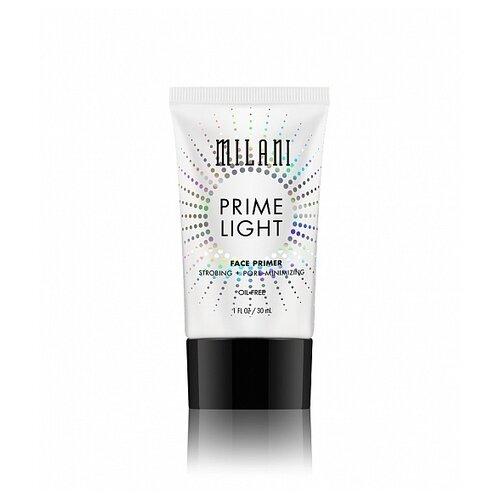 Milani Праймер для лица Prime Light Strobing + Pore-Minimizing Face Primer 30 мл белый smashbox photo finish pore minimizing primer