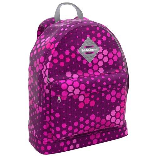 Купить ErichKrause рюкзак EasyLine 17L Pink Camo, pink camo, Рюкзаки, ранцы