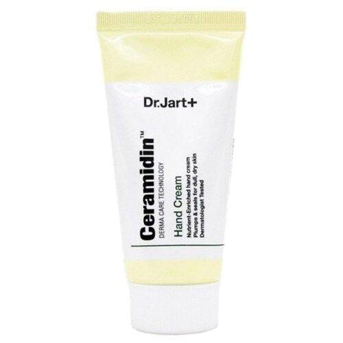 Фото - Питательный крем для рук Dr.Jart+ Ceramidin с керамидами 50 мл dr jart ceramidin крем для тела ceramidin крем для тела