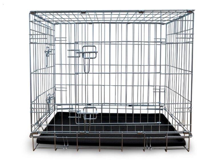 Клетка для собак Triol 30671008 75.5х47.5х55 см