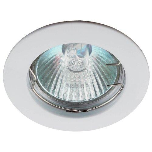 Встраиваемый светильник ЭРА Литой KL1 WH