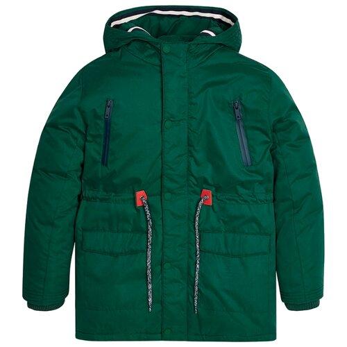 Купить Парка Mayoral размер 157, 037 зеленый, Куртки и пуховики