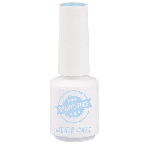Купить Гель-лак для ногтей Beauty-Free Winter Sweet, 8 мл, светло-голубой