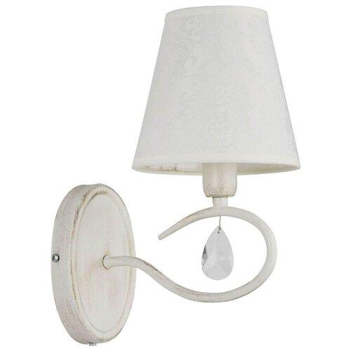 Настенный светильник Alfa Bali White 18520, 40 Вт недорого