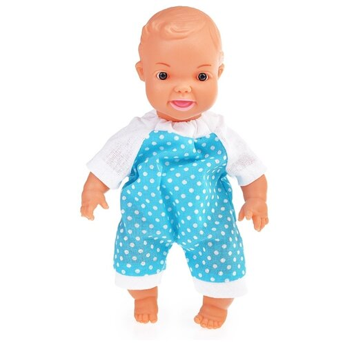 Купить Пупс Полесье Крошка Саша, 19 см, 77035, Куклы и пупсы