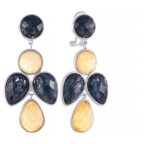 JV Серебряные серьги BE53371-SR-002-WG