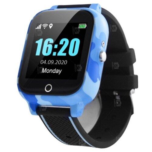 Часы с термометром Smart Baby Watch FA27T синий часы smart baby watch q11 синие