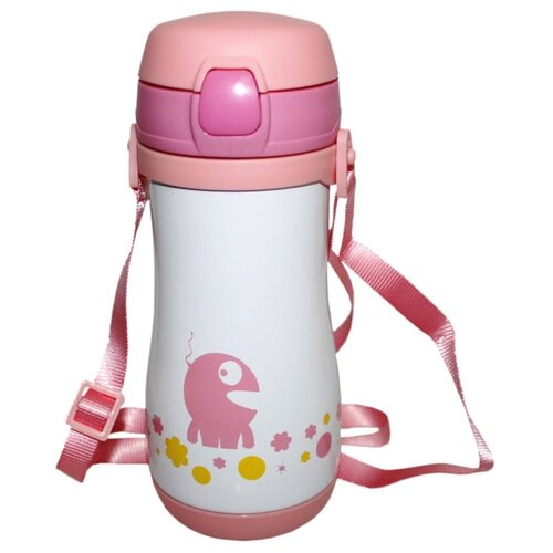 Термос детский Edenberg EB-3521, объем 350 мл, розовый