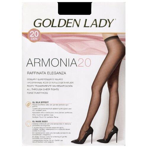 Колготки Golden Lady Armonia 20 den, размер 4-L, daino (бежевый) колготки golden lady leda 20 den размер 4 l daino бежевый