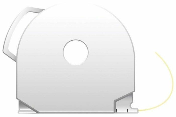 ABS пруток 3D Systems CubeX 1.75 мм ненасыщенный жёлтый