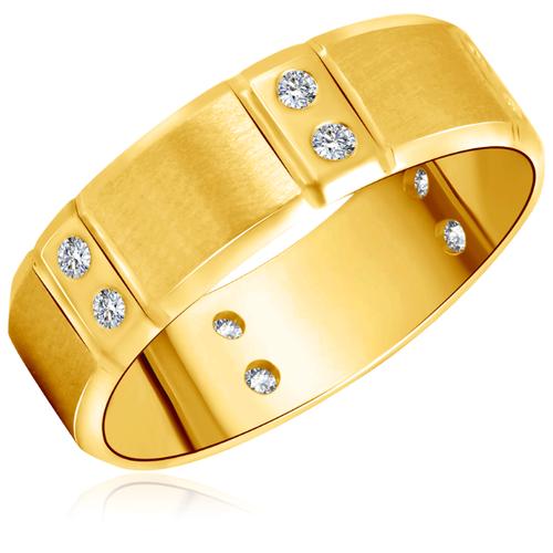 Бронницкий Ювелир Кольцо из желтого золота 55029618, размер 20 бронницкий ювелир кольцо из желтого золота 55020541 размер 20