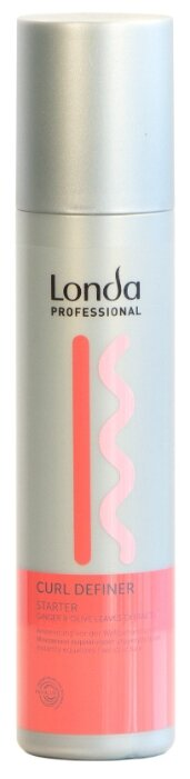 Средство Londa Professional Care Curl Definer Starter для защиты волос перед химической завивкой 250 мл.