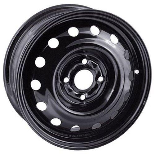 Фото - Колесный диск Trebl X40033 6x16/4x100 D60.1 ET50 Black trebl x40033 trebl 6x16 4x100 d60 1 et50 black