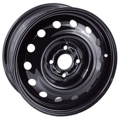 Фото - Колесный диск Trebl X40033 6x16/4x100 D60.1 ET50 Black trebl lt2883d trebl 6x16 5x139 7 d108 6 et22 silver