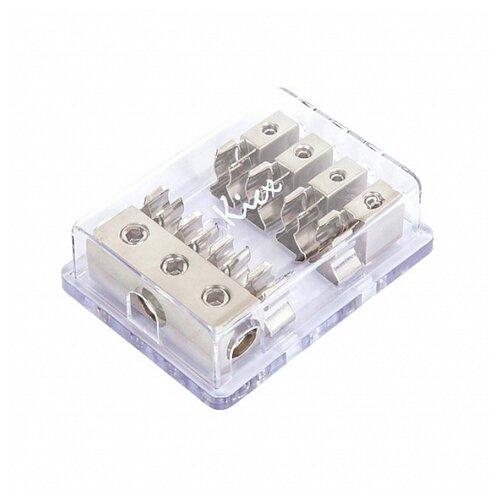 Дистрибьютер питания Kicx AG3044P никель