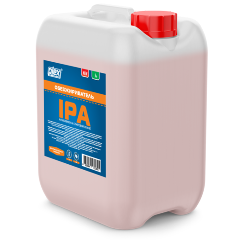 Очистители кузова Plex IPA 5