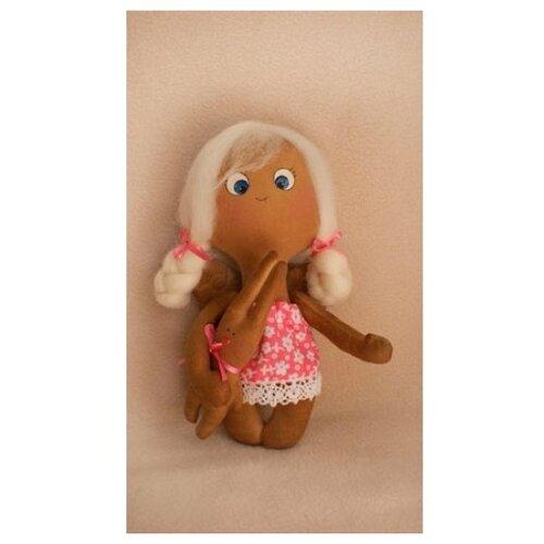 Купить Набор для изготовления текстильной куклы Angel's Story , 21 см, арт. 014, Ваниль, Изготовление кукол и игрушек