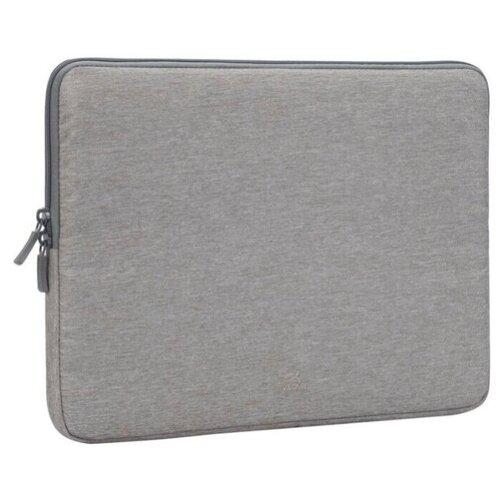RIVACASE 7705grey/ Универсальный чехол для ноутбуков, планшетов 13,3 - 15.6''/ Водоотталкивающая ткань аксессуары для ноутбуков и планшетов