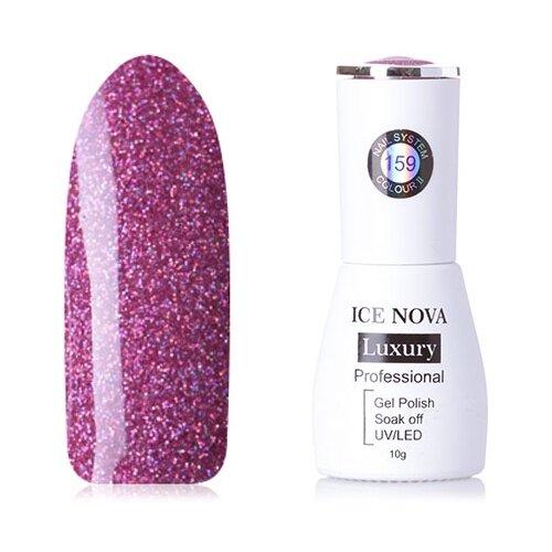 Купить Гель-лак для ногтей ICE NOVA Luxury Professional, 10 мл, оттенок 159