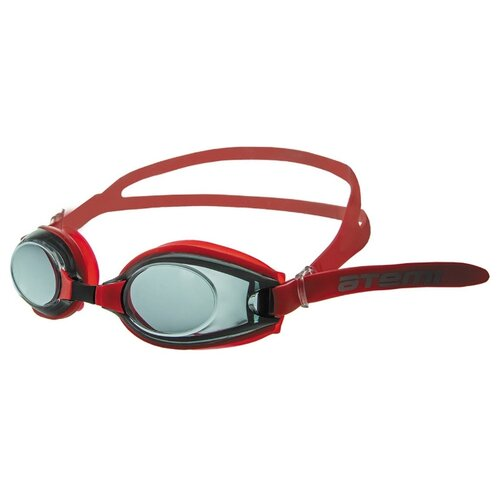 Очки для плавания ATEMI M405, красный по цене 380