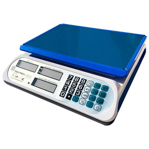Весы торговые электронные высокоточные с функцией подсчета количества предметов Romitech MS-40