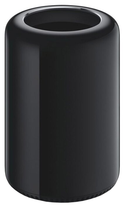 Неттоп Apple Mac Pro MQGG2RU/A Mini-Tower/Intel Xeon E5-1680 v2/16 ГБ/512 ГБ SSD+/AMD FirePro D700/O