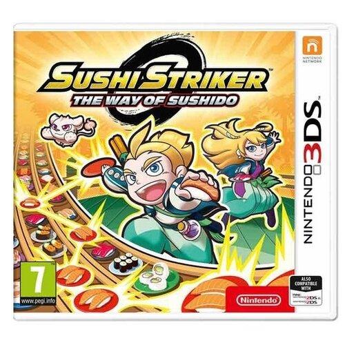 Игра для Nintendo 3DS Sushi Striker: The Way of Sushido