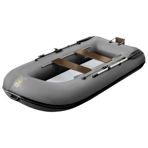 Надувная лодка BoatMaster 300SA серый по цене 22 700