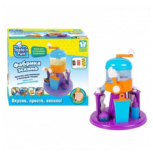 Купить Набор посуды Taste'n Fun 36659 голубой/фиолетовый/оранжевый, Игрушечная еда и посуда