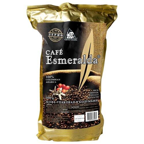 Фото - Кофе в зернах Cafe Esmeralda, арабика, 2500 г 4148