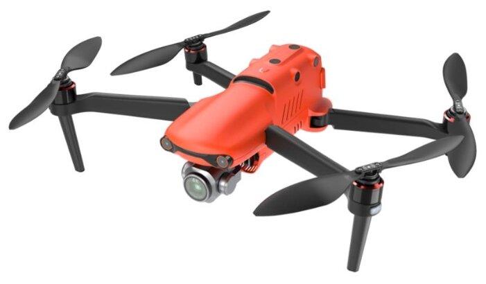 Квадрокоптер Autel Robotics EVO II Pro Rugged Bundle оранжевый фото 1