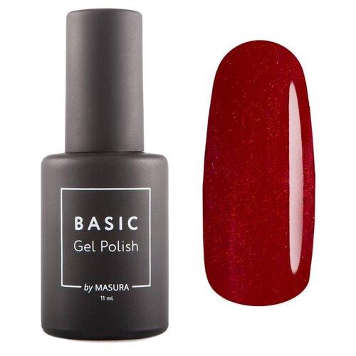 Купить Гель-лак для ногтей Masura Basic, 11 мл, Амалия