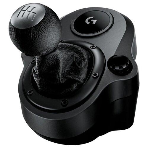Комплектующие для руля Logitech G Driving Force Shifter, черный
