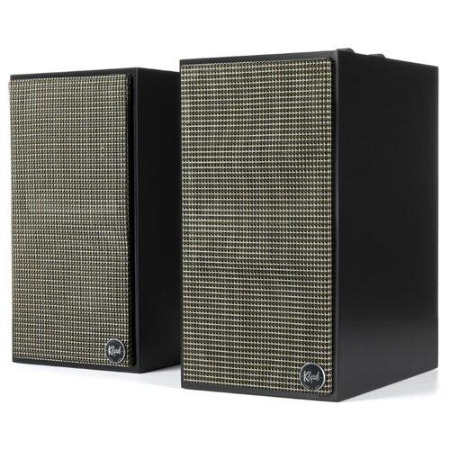 Полочная акустическая система Klipsch The Fives matte black 2