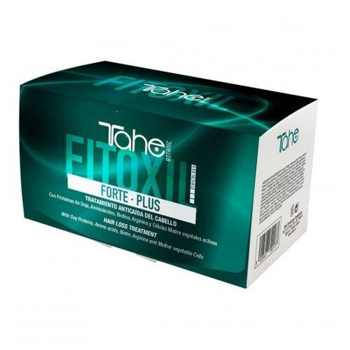 Tahe Сыворотка против выпадения и для роста волос Tricology Fitoxil Forte Plus, 10 мл, 6 шт. ducray неоптид лосьон от выпадения волос для мужчин 100 мл