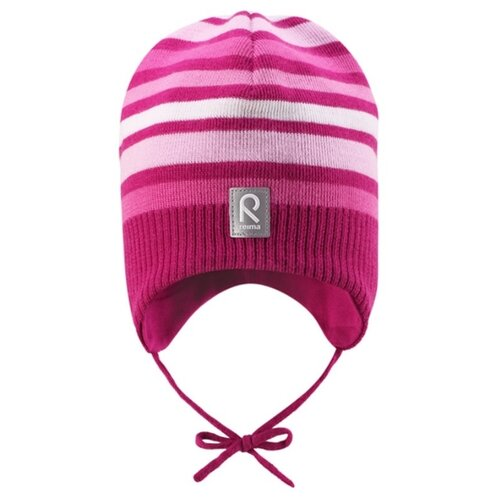 Шапка Reima размер 46, cherry pink шапка reima размер 48 pink