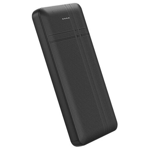 Аккумулятор Hoco J48 Nimble 10000mAh, черный аккумулятор hoco j56 sea power 10000mah черный 2