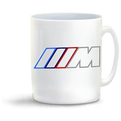 Кружка с приколом BMW M (БМВ М)